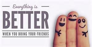 Actie van de maand april: Bring a friend!